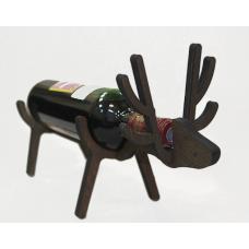 Подставка под бутылку вина, олень